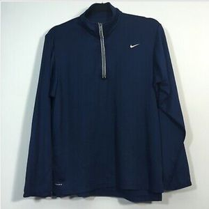 Nike Sweaters - Nike Lightweight Sweater Men Medium Pull Over